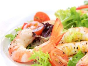 Spoons Cafe - Shrimp